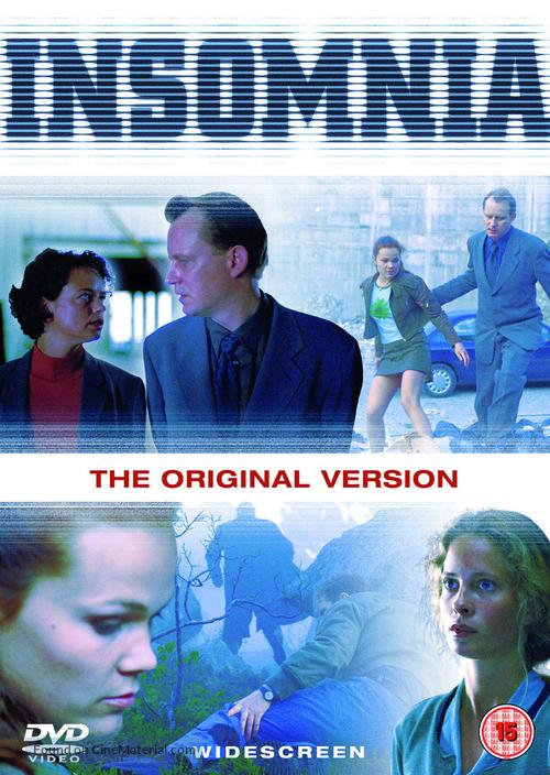 Insomnia - British Movie Cover