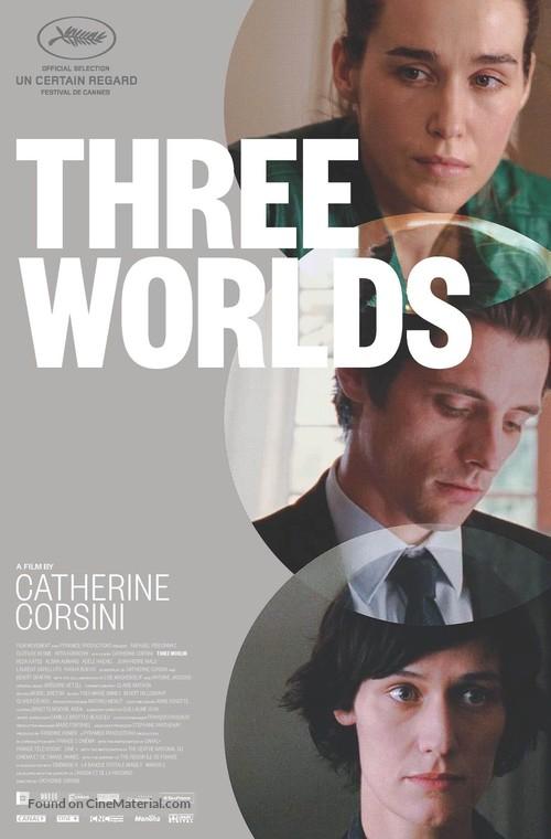 Trois mondes - Movie Poster