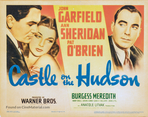 Castle on the Hudson - Movie Poster