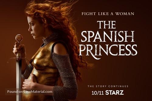 """""""The Spanish Princess"""" - Movie Poster"""