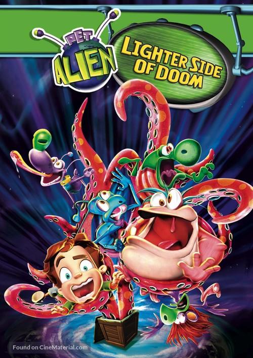 """Pet Alien"" - Movie Poster"