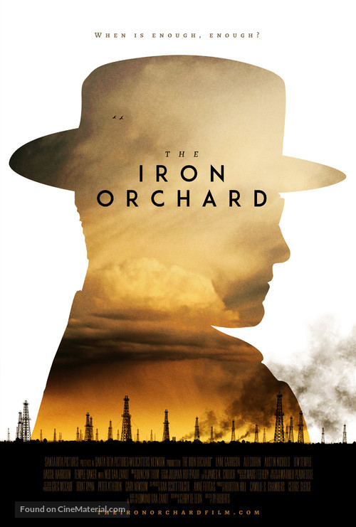The Iron Orchard - Movie Poster