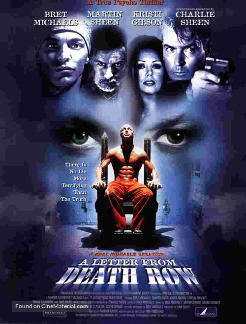 A Letter from Death Row - Movie Poster