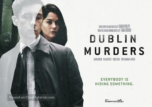 """Dublin Murders"" - British Movie Poster"