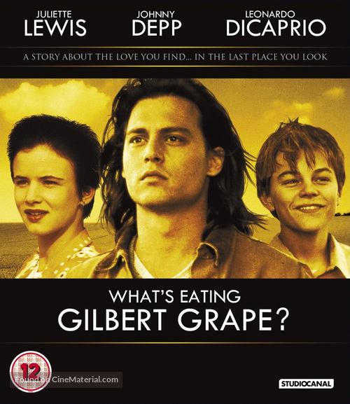 An personal identity in whats eating gilbert grape