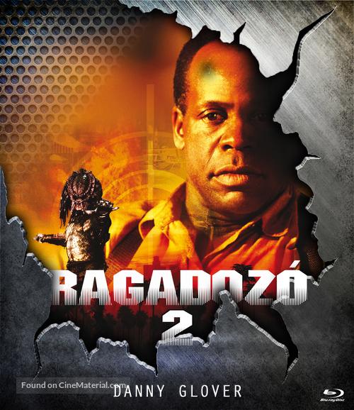 Predator 2 - Hungarian poster