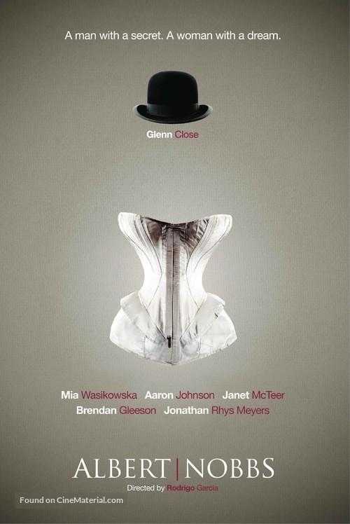 Albert Nobbs - Movie Poster