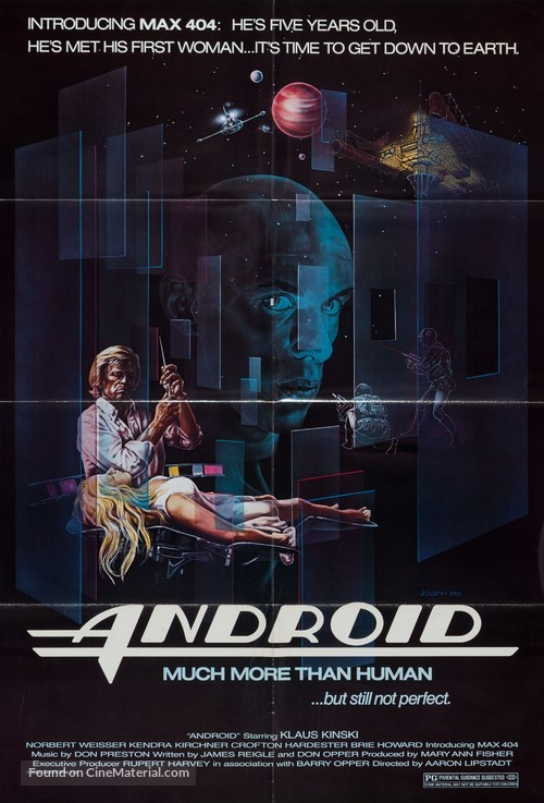 Android - Movie Poster