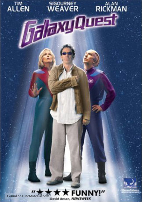 Galaxy Quest - Movie Poster