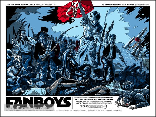 Fanboys - Homage movie poster