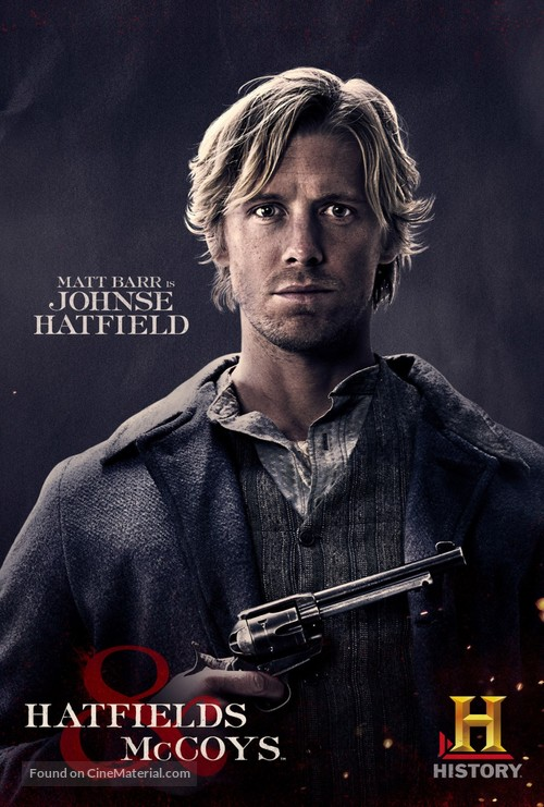 """Hatfields & McCoys"" - Movie Poster"