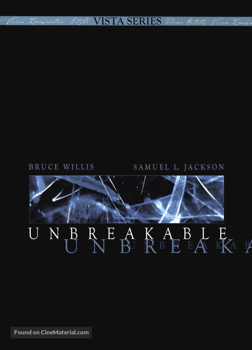 Unbreakable - Movie Cover