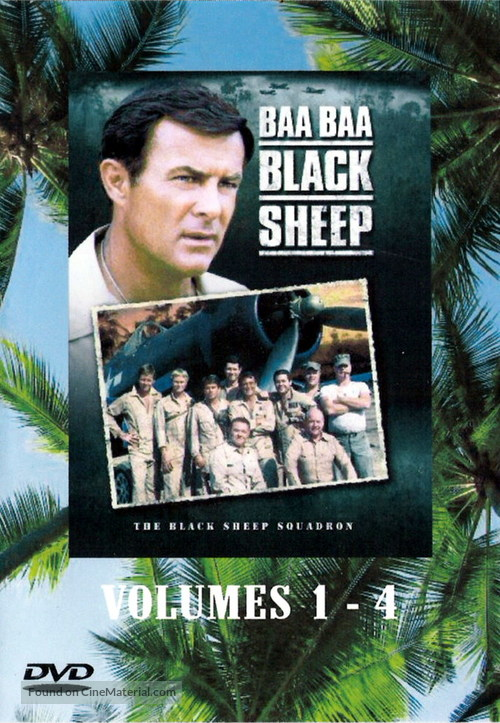 """Baa Baa Black Sheep"" - Movie Cover"
