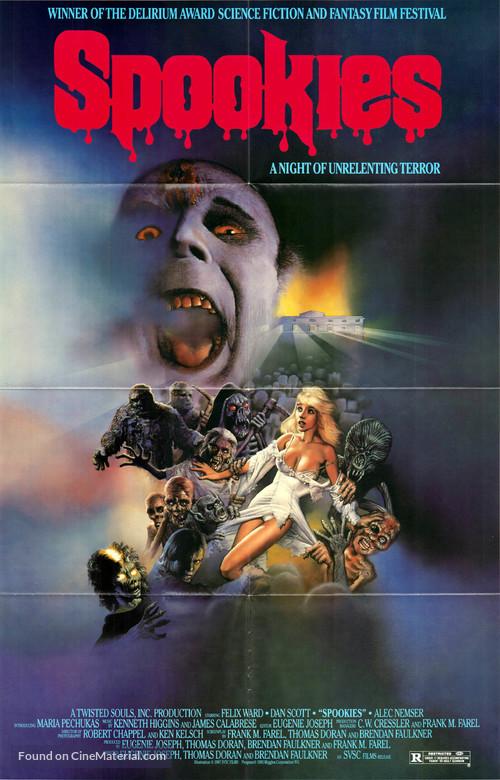 Spookies - Movie Poster