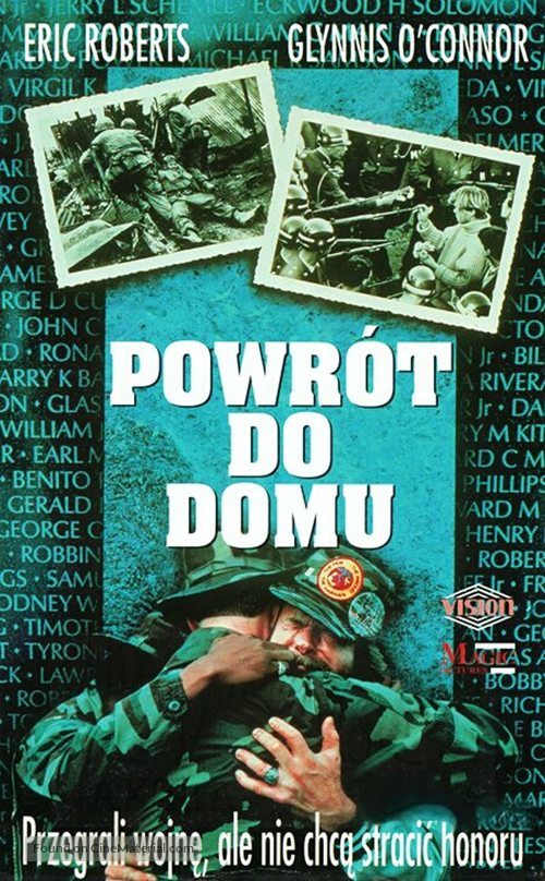 To Heal a Nation - Polish Movie Poster