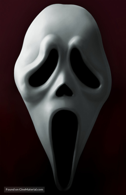 Scream 4 - Key art