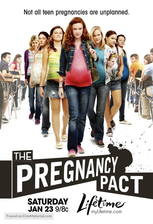 Pregnancy Pact - Movie Poster