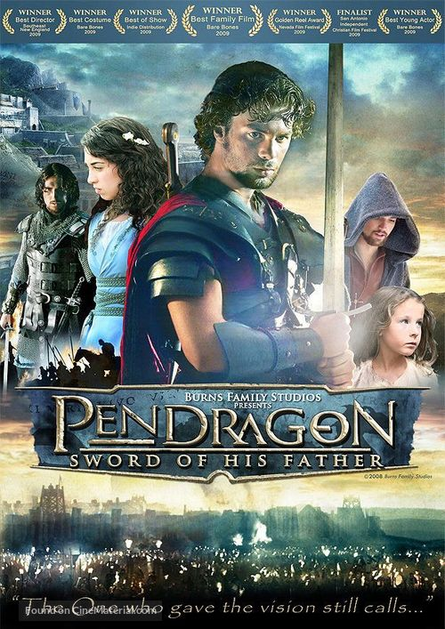 Pendragon: Sword of His Father - Movie Poster