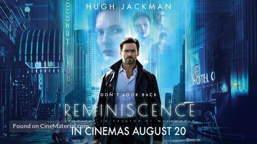 Reminiscence - British Movie Poster