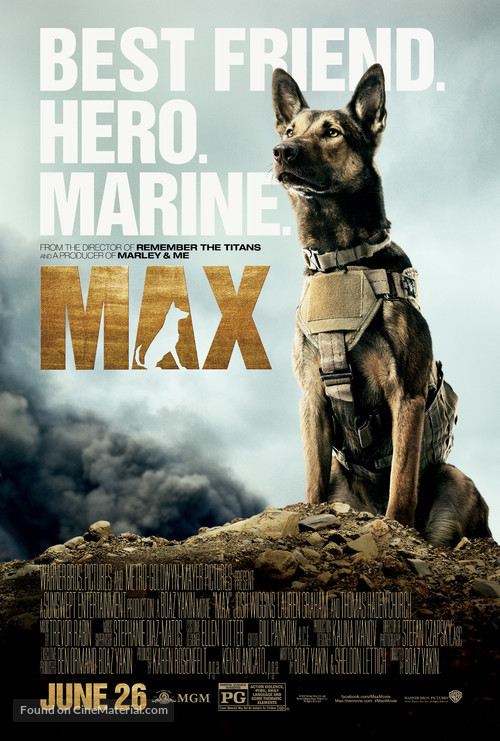 Max - Movie Poster