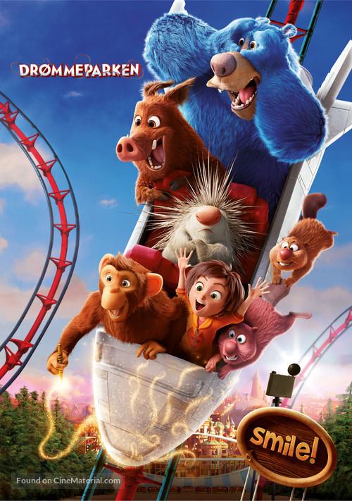 Wonder Park - Norwegian Movie Poster