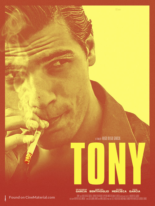 Tony - French Movie Poster
