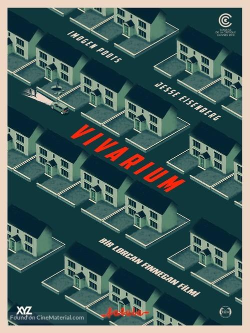 Vivarium - Turkish Movie Poster
