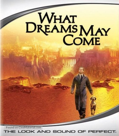 What Dreams May Come - HD-DVD movie cover