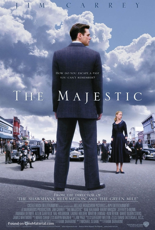 The Majestic - Movie Poster