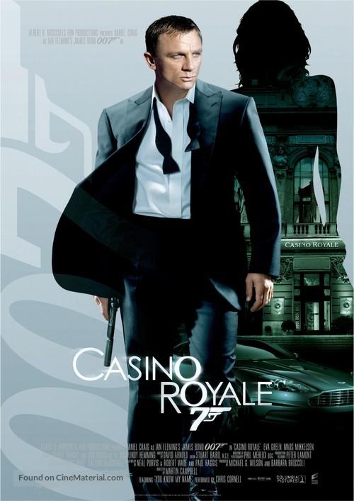 Casino Royale - Movie Poster