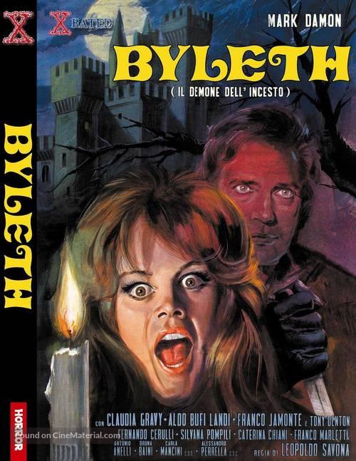 Byleth - il demone dell'incesto - German Movie Cover