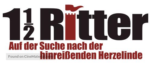 1 1/2 Ritter - Auf der Suche nach der hinreißenden Herzelinde - German Logo