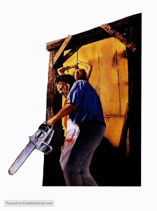 The Texas Chain Saw Massacre - Key art