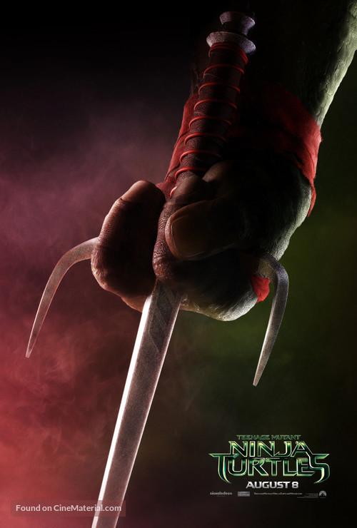 Teenage Mutant Ninja Turtles - Movie Poster