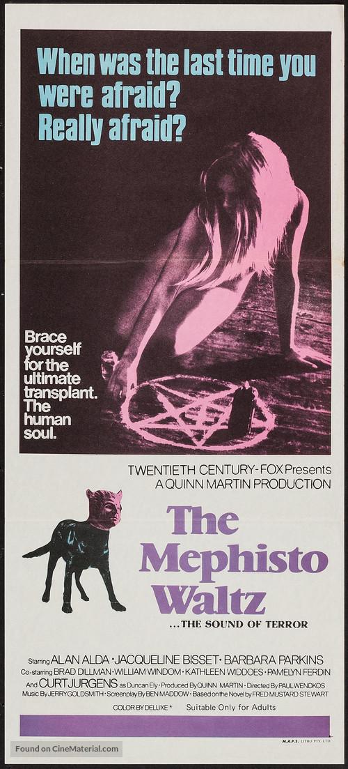 The Mephisto Waltz - Movie Poster