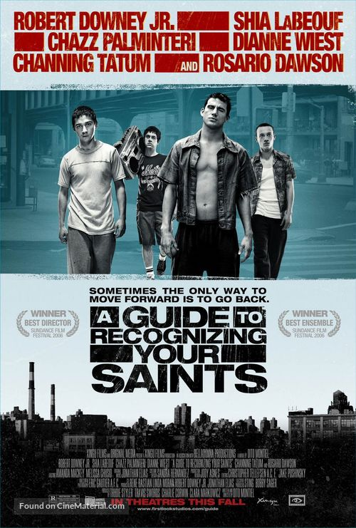 A Guide to Recognizing Your Saints - Movie Poster