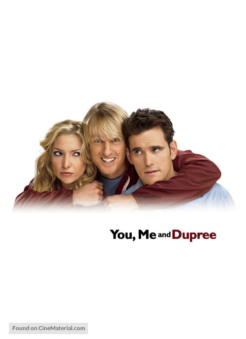 You, Me and Dupree - Movie Poster