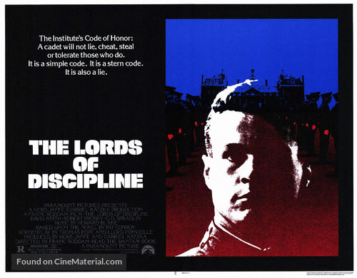 The Lords of Discipline - Movie Poster