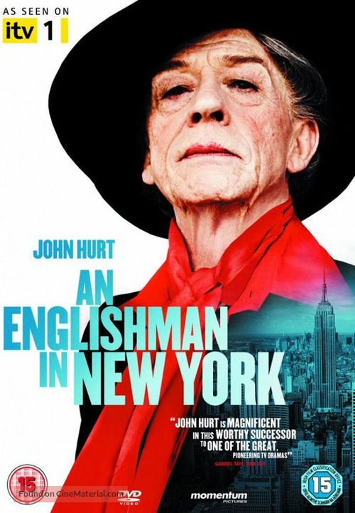 An Englishman in New York - British Movie Cover