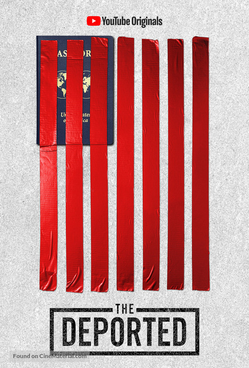 The Deported - Movie Poster