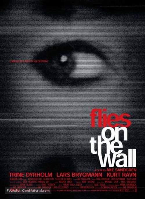 Fluerne på væggen - Movie Poster