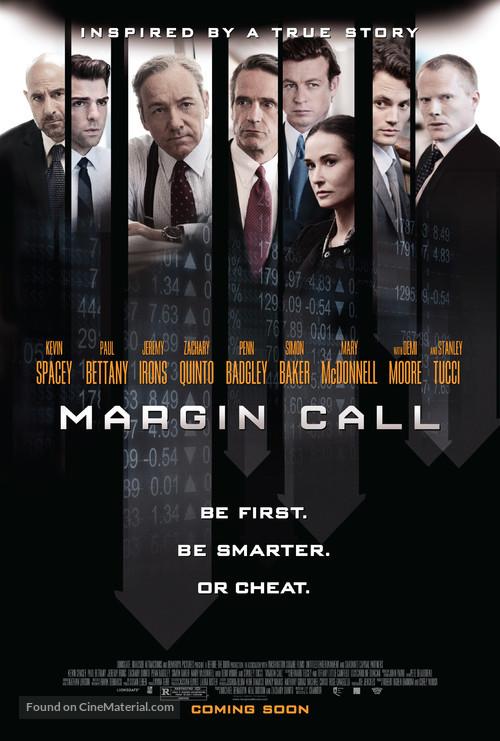 Margin Call - Movie Poster