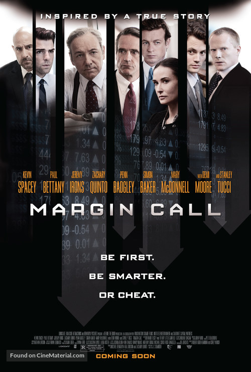 Margin Call - Movie Poster