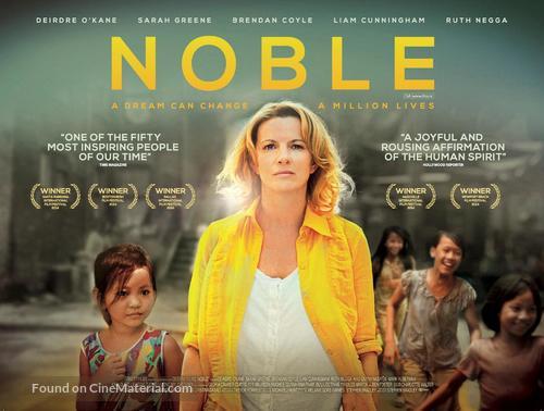 Noble - British Movie Poster