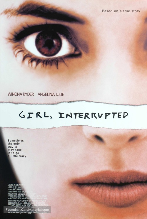 Girl, Interrupted - Movie Poster