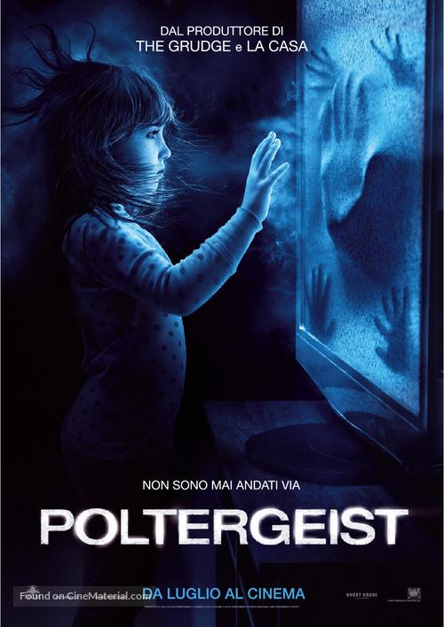 Poltergeist - Italian Movie Poster