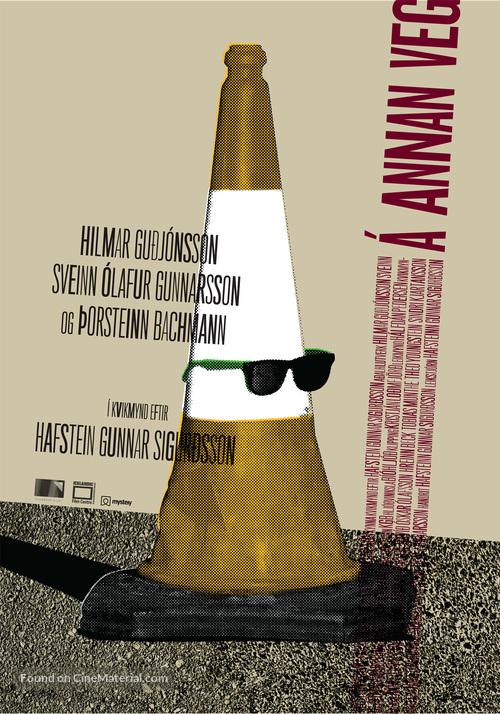 Á annan veg - Icelandic Movie Poster