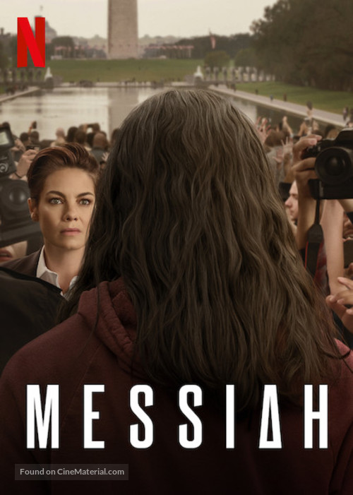 """""""Messiah"""" - Video on demand movie cover"""