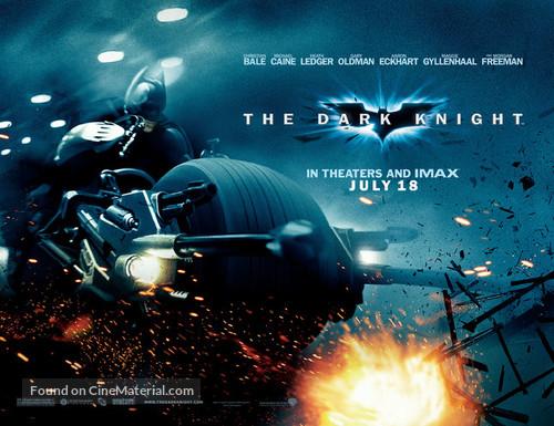 The Dark Knight - Movie Poster