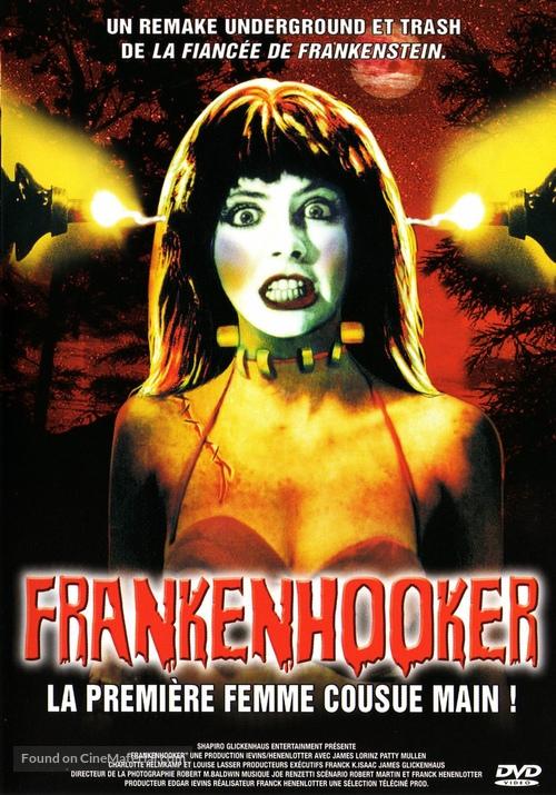 Frankenhooker - French Movie Cover